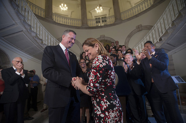 Bill de Blasio and City Council Share the Love With Budget Deal