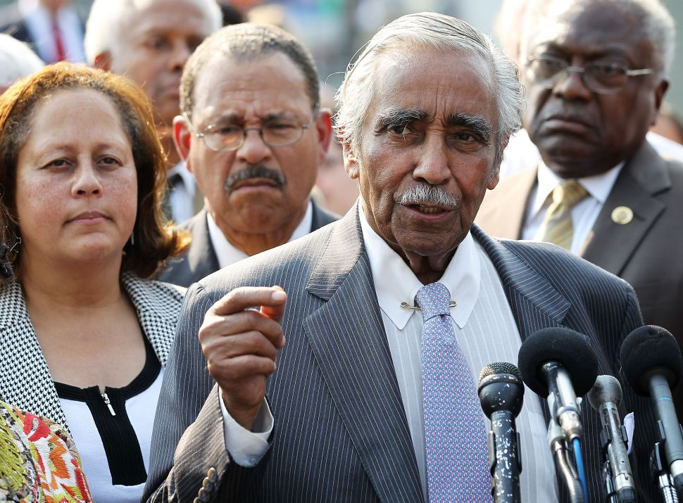 Stay-at-Home Dad Will Run for Charles Rangel's Congressional Seat