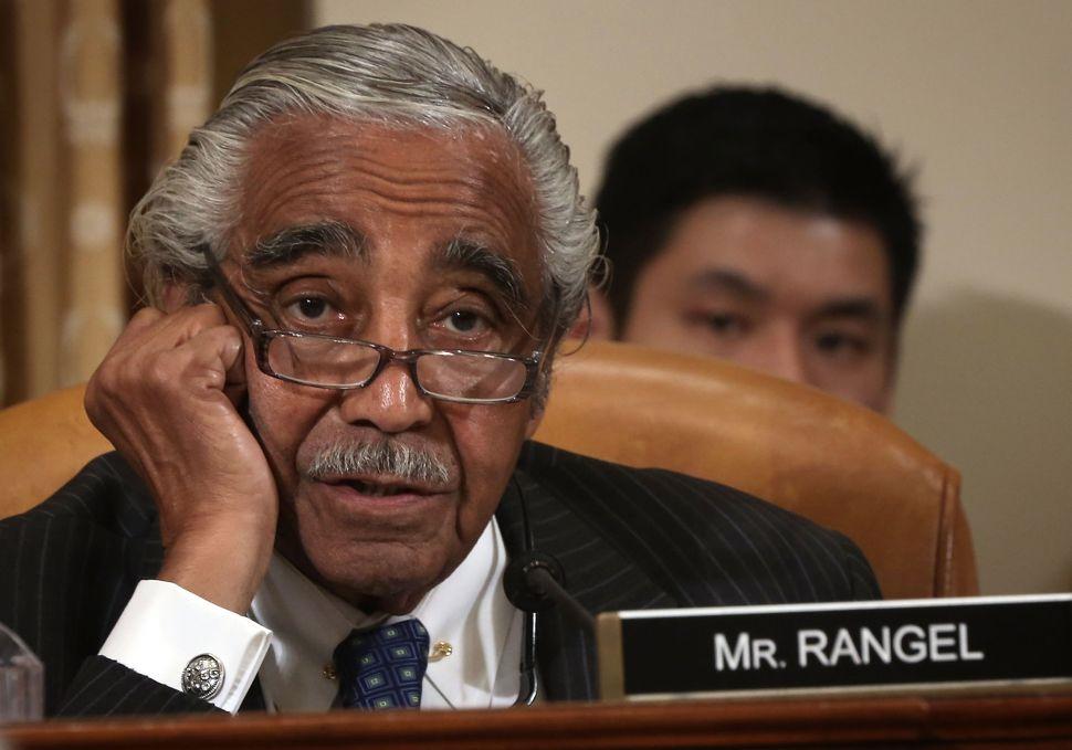 Charlie Rangel Says He Didn't Expect Barack Obama's Endorsement