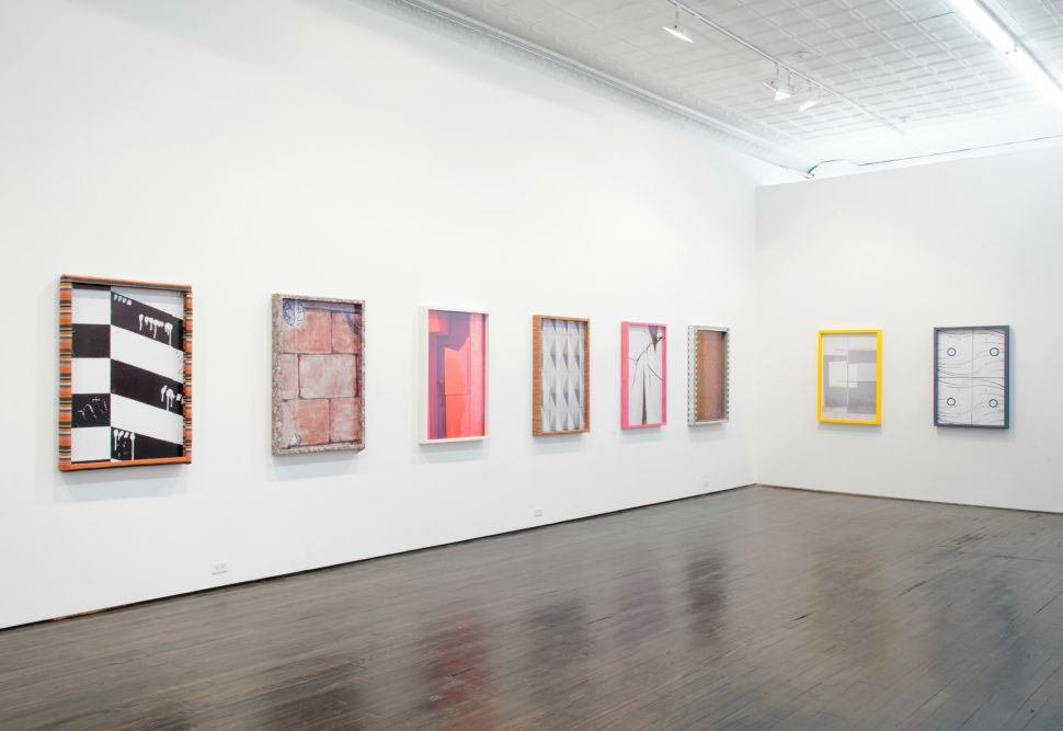 'Brutal Constraints, Infinite Variety': Chris Wiley on 'Dingbats' at Nicelle Beauchene