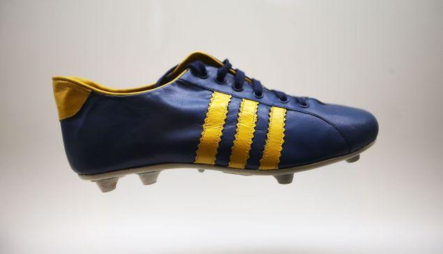 Adidas football shoe.