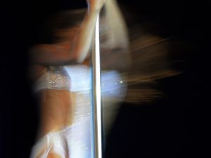 Show Palace is trading lap dances for straight A's. (JUAN MABROMATA/AFP/Getty Images)