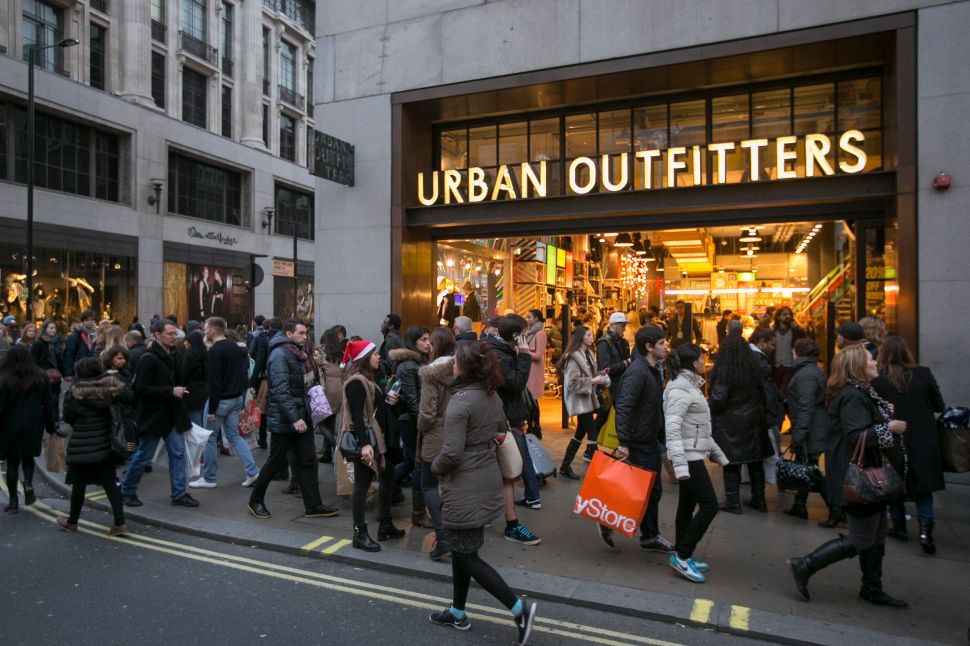 Urban Outfitters Is Selling More Vinyl Than Any Other Store in the World