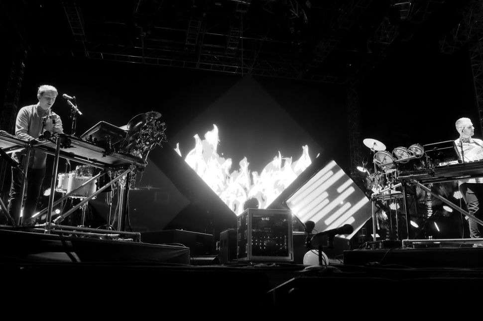 Nothing Disclosed: Disclosure Plays Governors Ball Pre-show at Output