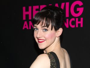 """Actress Lena Hall at the Broadway opening night of """"Hedwig And The Angry Inch"""" in NYC (Photo by Mike Pont/Getty Images)"""