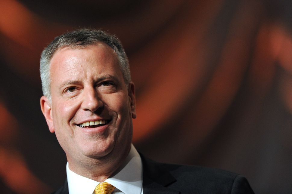 De Blasio Cuts Deal on Controversial Circumcision Ritual