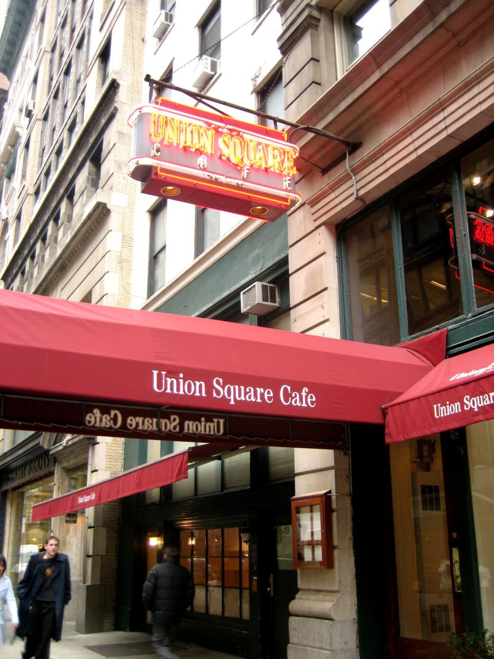 Danny Meyer's Union Square Cafe to Close