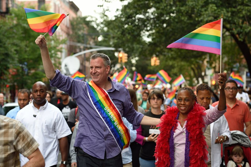 Chirlane McCray Recalls Time As Card-Carrying Lesbian Before Gay Pride Weekend
