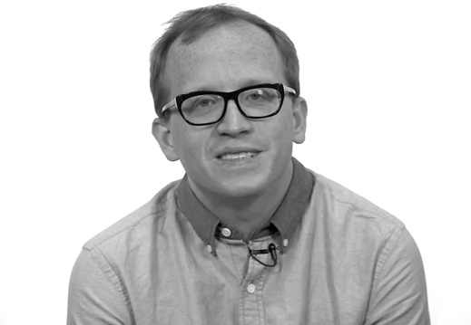 Chris Gethard to Women Haters: 'It Should Be Legally Bound You Never Find Love'