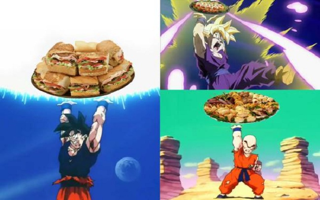 tvRoundup: 'Looking For Physically Fit Males to Act as DBZ Waiters'