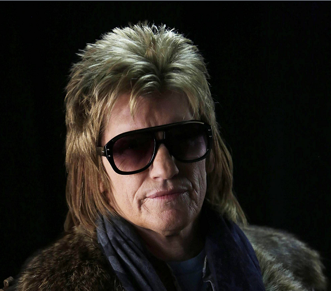 Come for Denis Leary, Stay for the Mullet: FX Greenlights 'Sex&Drugs&Rock&Roll'