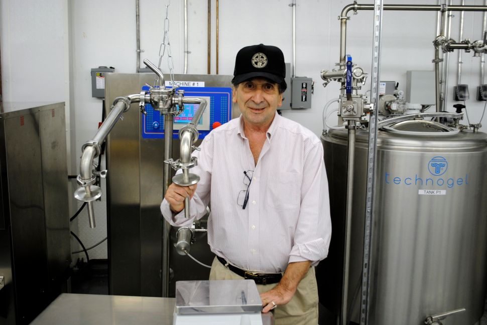 The Godfather of Ice Cream is Going Dairy Free