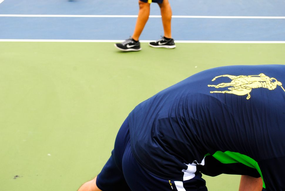 US Open Ball People Have the Best Outfits on the Circuit