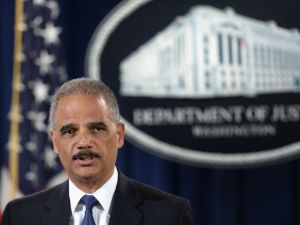 Attorney General Eric Holder. (Photo: Alex Wong/Getty Images)
