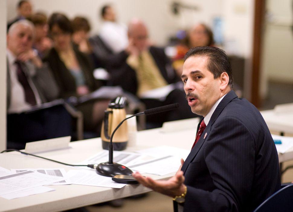 Fernando Cabrera Takes Campaign Cash From Pro-Life GOP Donor