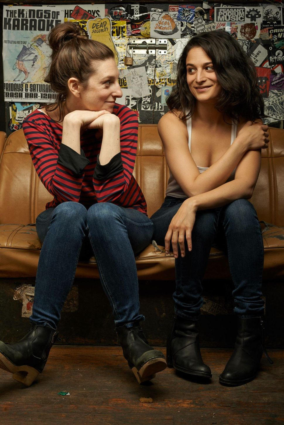 Obvious Talent: The NYC Origins of Jenny Slate and Gillian Robespierre