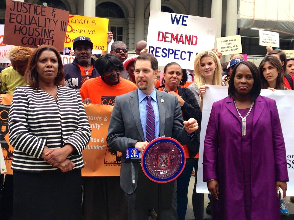 Elected Officials Want Legal Counsel for Tenants Facing Eviction