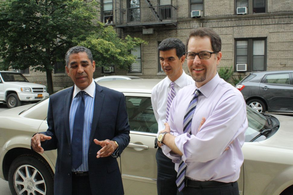 Espaillat Promises Higher East Harlem Turnout Will Propel Him to Victory