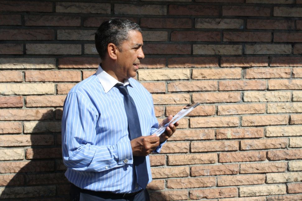 After Election Day, Espaillat's Congressional Hopes Take a Hit