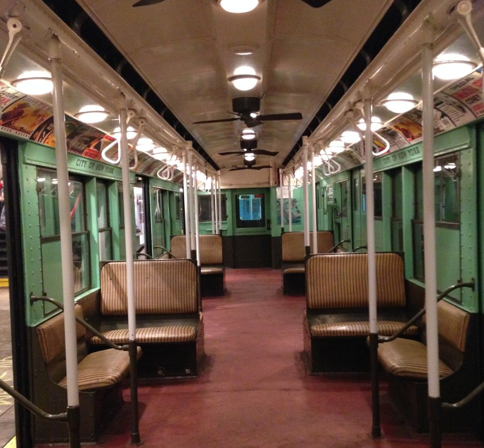 """""""Platform"""" at the Transit Museum Brings a New Meaning to Underground Art"""