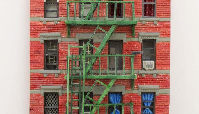 '124 Forsyth Street' (2014) by Nicholas Buffon. (Courtesy the artist and Callicoon Fine Arts)