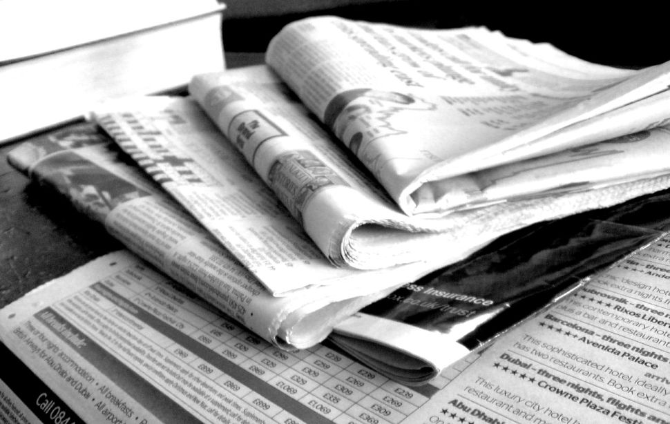 Morning Media Mix: Politico Launches a Journalism Institute