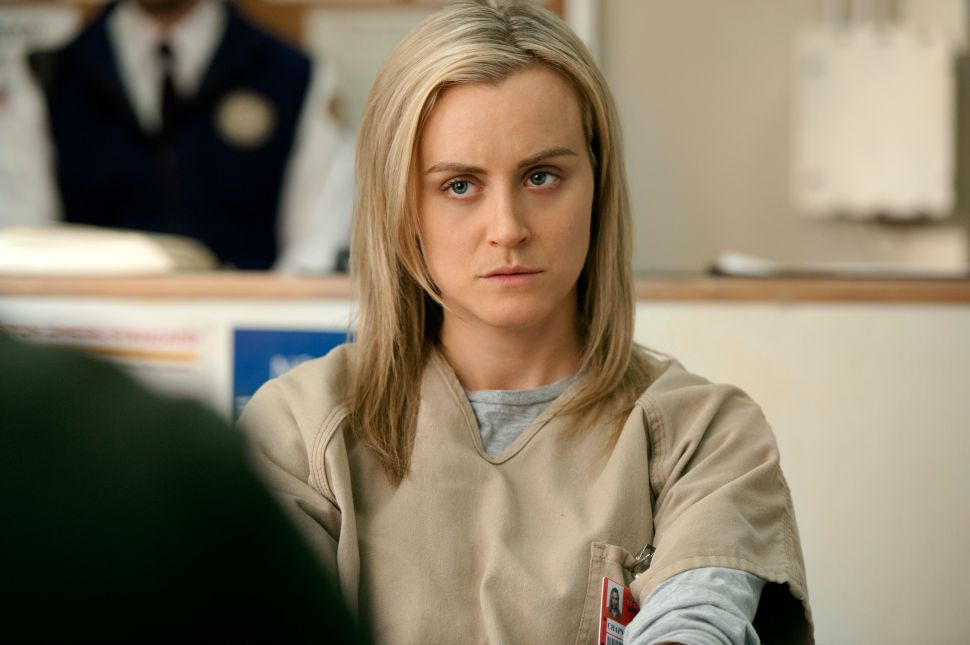 'Orange Is the New Black' Eps Were Stolen, but Media Messed Up the Story