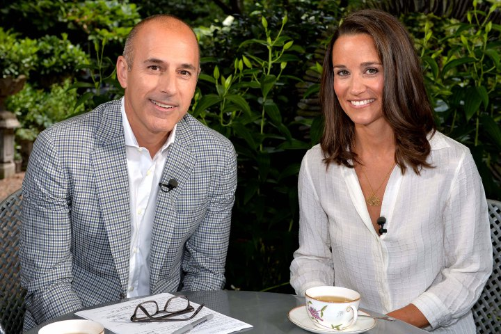 Morning Media Mix: Pippa to Today?