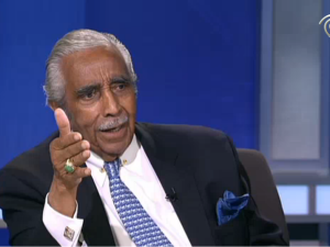 Mr. Rangel said he never thought Bill Thompson would take Gracie Mansion (NY1)