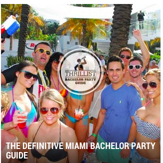 Thrillist Bachelor Party Guide