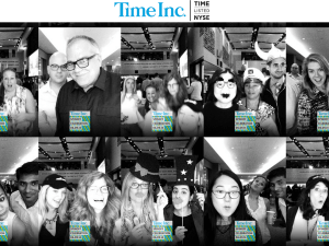 Time Inc. Spinoff Celebration