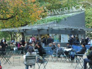 Shake Shack/Madison Square Park Conservancy.