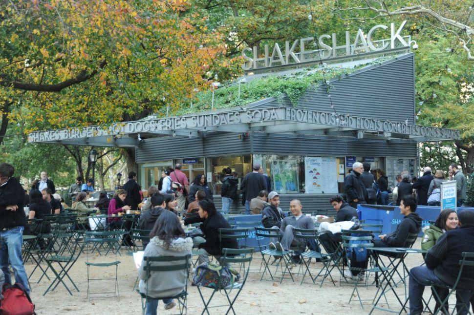 Shake Shack's Flagship to Take Five-Month Hiatus