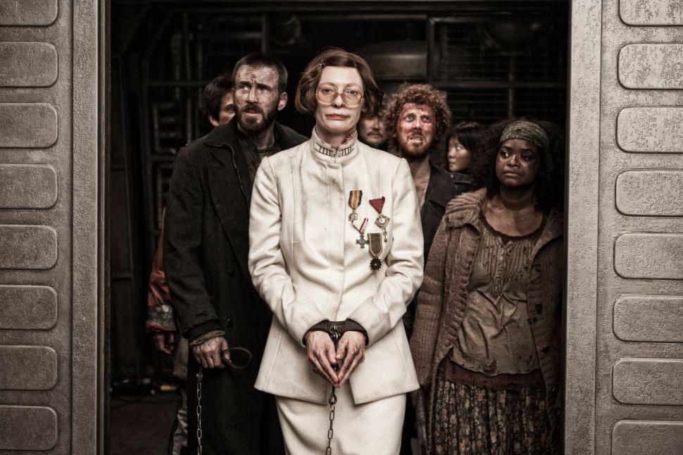 A 'Snowpiercer' TV Series Is in Development
