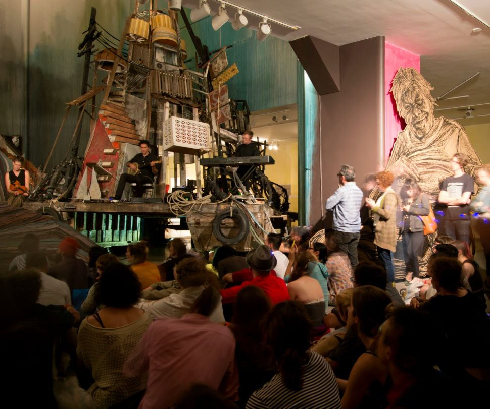 Sailing With Swoon: Inside Her 'Submerged Motherlands' at the Brooklyn Museum