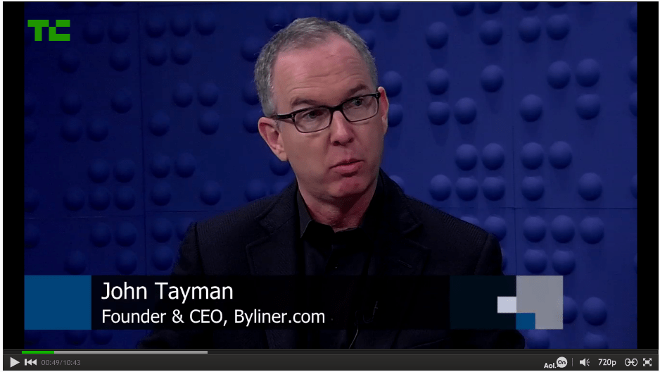 Longform site Byliner.com teeters as CEO exits alongside other execs