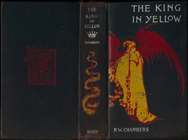 The Yellow King and Mental Illness