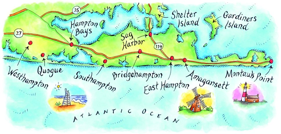 Hamptons To-Do List: Our Getaway Guide To What's Happening Out East This Summer