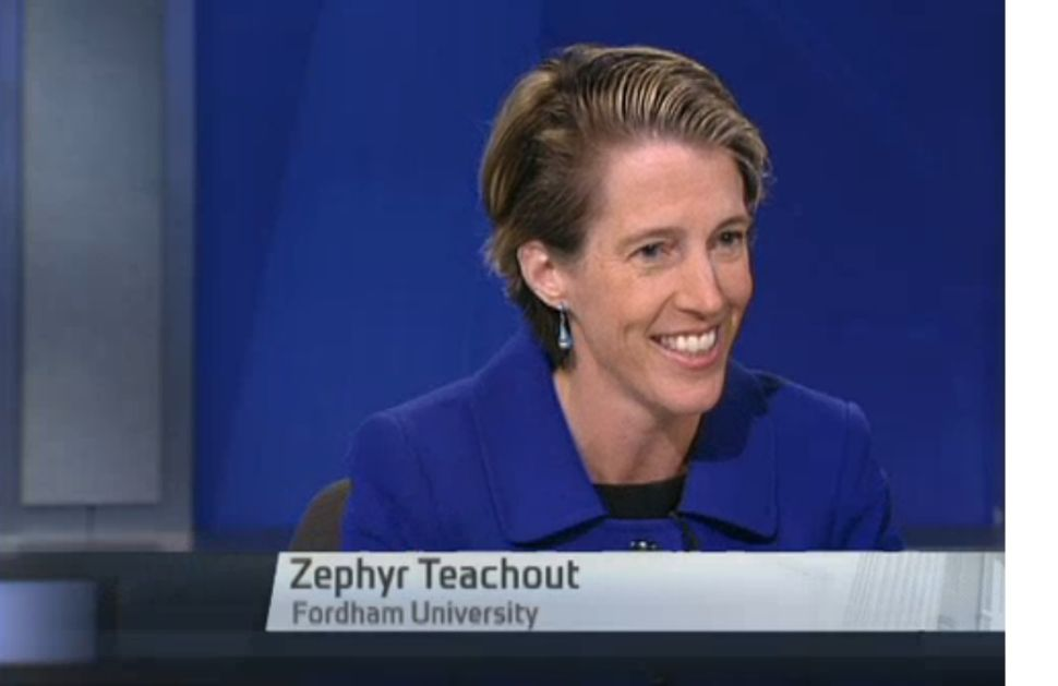 Zepyhr Teachout to Andrew Cuomo: Resign Now
