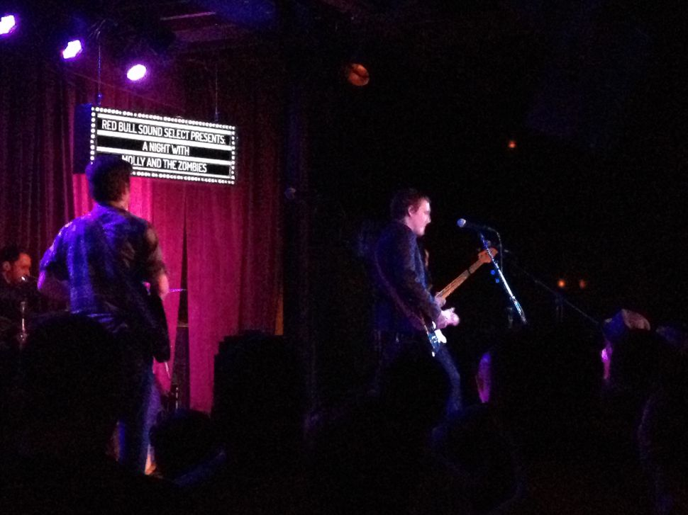 Molly and the Zombies Makes Brooklyn Debut
