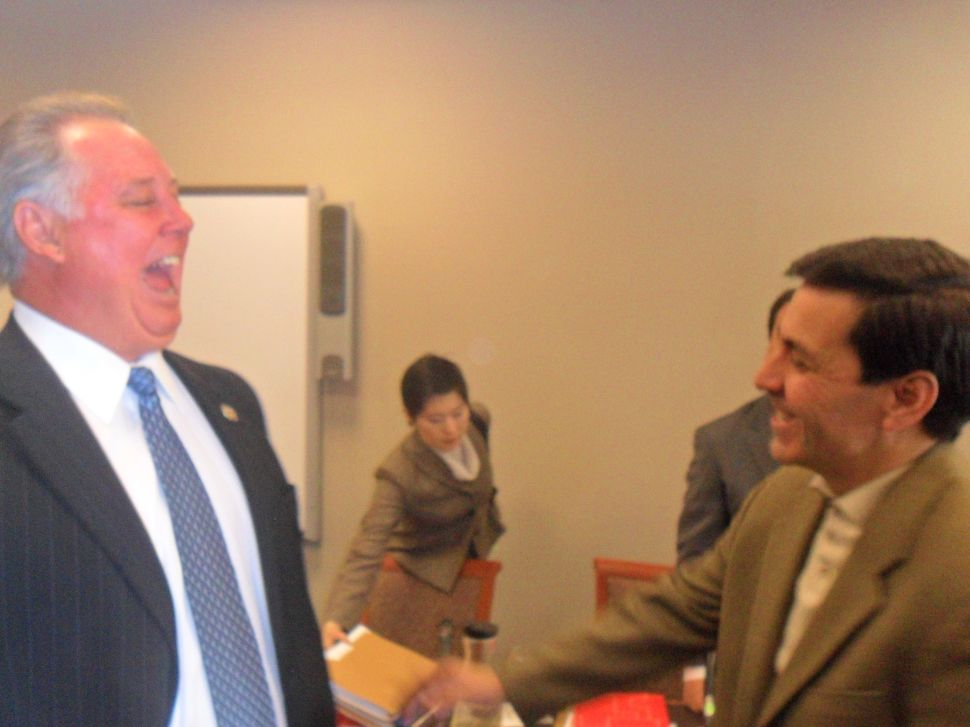 Destination: Jersey City; Latino Leadership Alliance founder calls packing a red herring