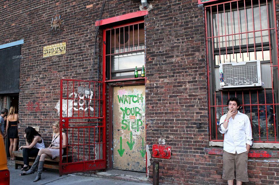 Is Vice Behind Closure of Williamsburg's Glasslands Venue?