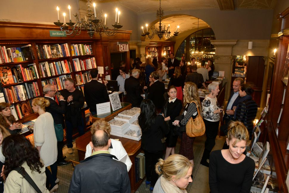 Rizzoli Bookstore's Neoclassical Ceiling to Be Demolished