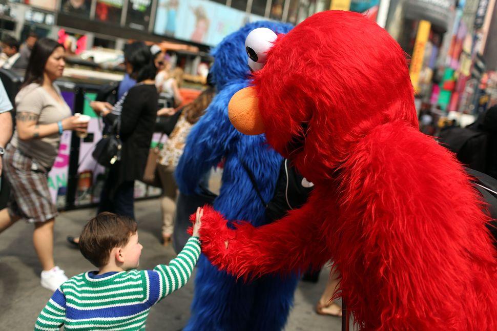Pols Promise a Solution Against 'Elmo Bullies'
