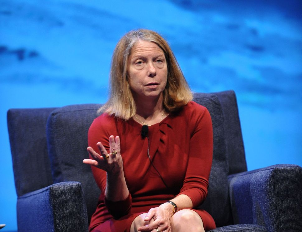 Jill Abramson Makes the Media Rounds