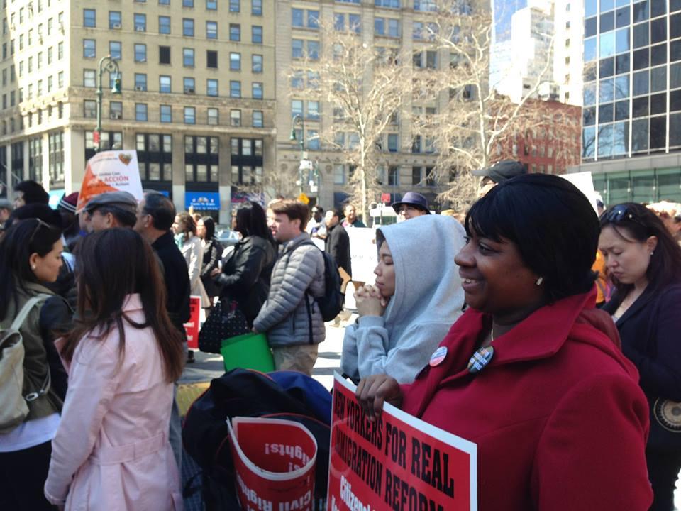 East Harlem Businesswoman Tamika Mapp Challenges Robert Rodriguez