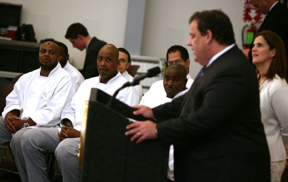 Christie shifting gears to treatment and training for non-violent drug offenders