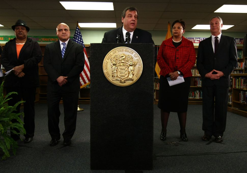 Christie: Previous state takeovers not necessarily blueprint for Camden schools