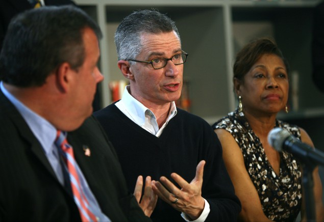 Even McGreevey in the chairman's fray