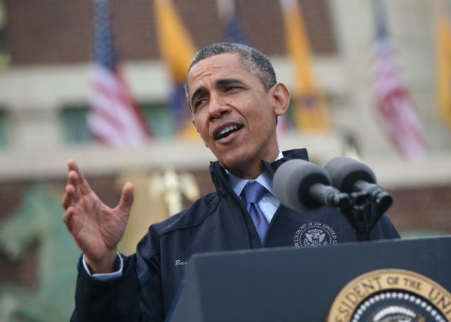 President Barack Obama's Rutgers Commencement Address